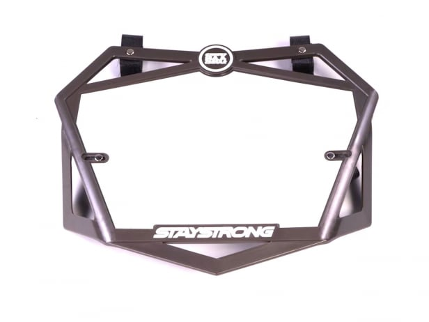 "Haro Bikes ""Primo 3D Pro"" Number Plate"