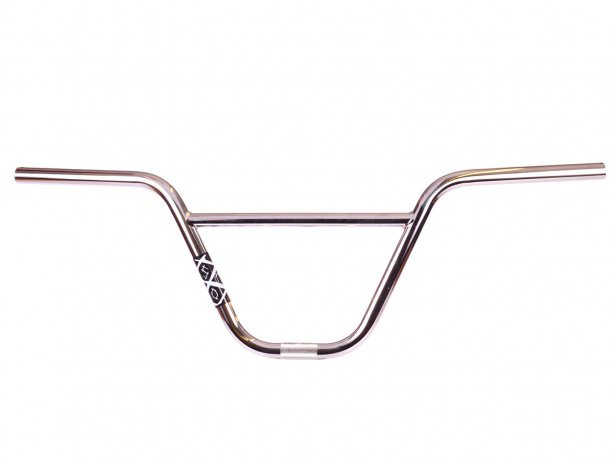 "Stereo Bikes ""Hard Rock"" BMX Bar - Chrome"
