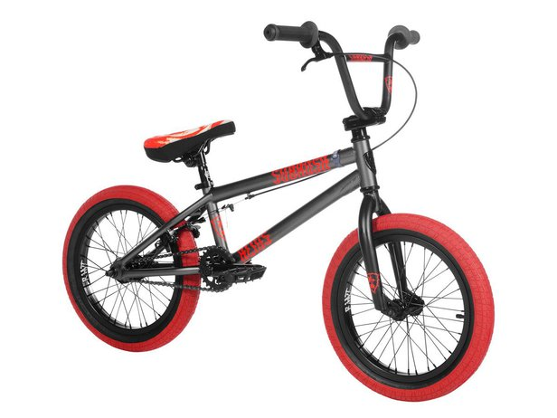 "Subrosa Bikes ""Altus 16"" 2019 BMX Bike - Satin Dark Grey 