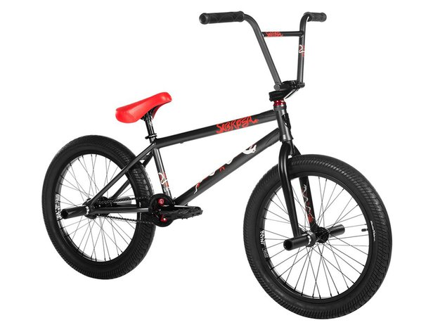 "Subrosa Bikes ""Letum"" 2019 BMX Bike - Satin Dark Gray 
