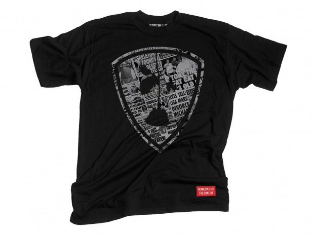 Subrosa Bikes X The Come Up T-Shirt - Black