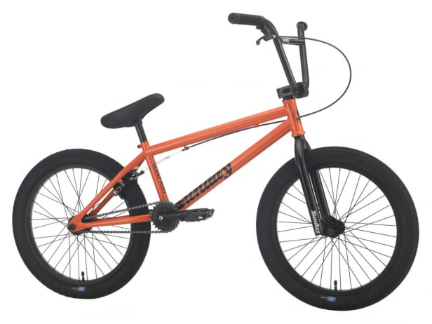 "Sunday Bikes ""Blueprint"" 2021 BMX Bike - Red"