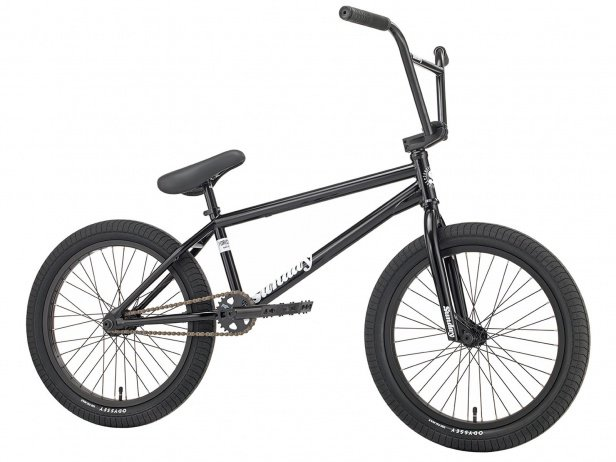 "Sunday Bikes ""Forecaster Brett Silva"" 2018 BMX Bike - Black 