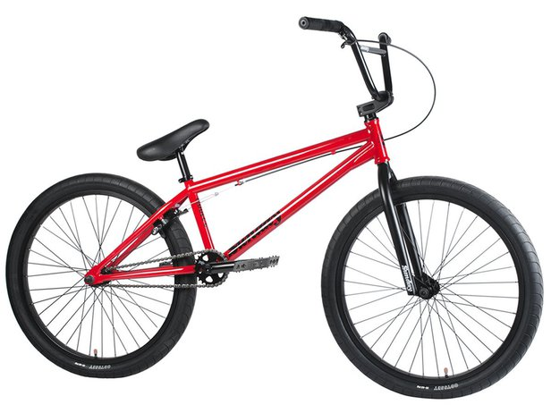 "Sunday Bikes ""Model C"" 2019 BMX Cruiser Rad - Limited Red 