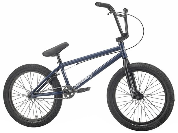 "Sunday Bikes ""Primer"" 2019 BMX Bike - Matte Midnight Blue"