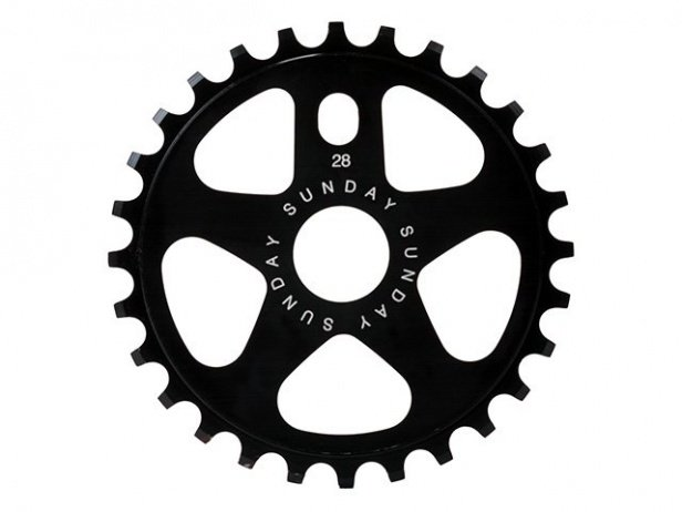 "Sunday Bikes ""Sabretooth"" Sprocket"