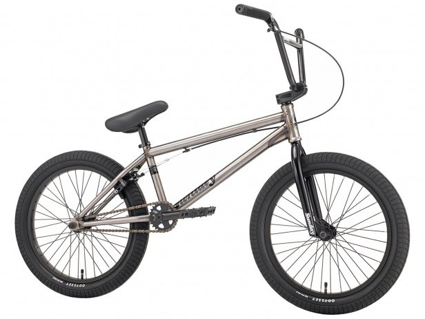 "Sunday Bikes ""Scout"" 2018 BMX Bike - Raw"