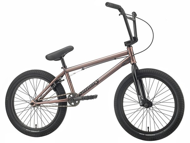 "Sunday Bikes ""Scout"" 2019 BMX Rad - Translucent Rose Gold"