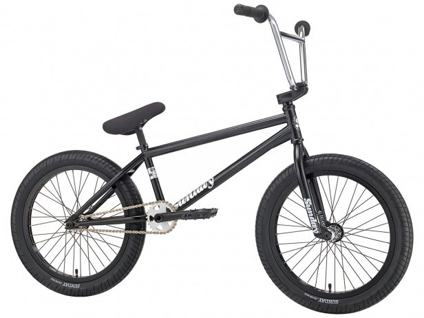 "Sunday Bikes ""Soundwave Special Gary Young"" 2018 BMX Bike - Freecoaster 