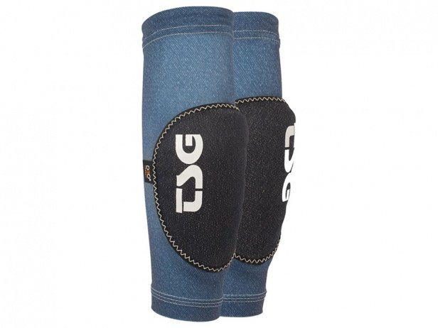 "TSG ""2nd Skin D3O"" Elbow Pad - Denim"