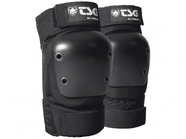 "TSG ""All Terrain"" Elbow Pads - Black"