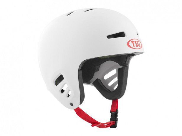 "TSG ""Dawn Flex Solid Colors"" Helmet - White"