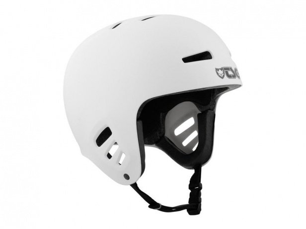 "TSG ""Dawn Solid Colors"" Helmet - White"