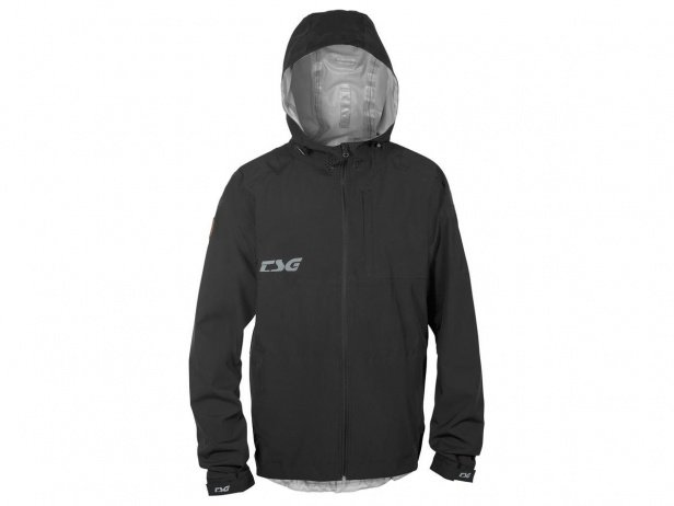 "TSG ""Drop Rain Light"" Jacke - Black"