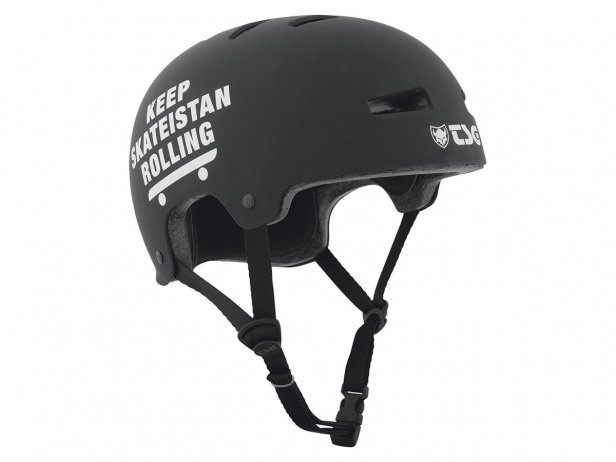 "TSG ""Evolution Charity"" Helmet - Skateistan"