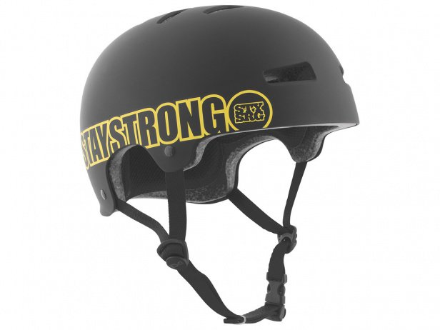 "TSG ""Evolution Charity"" Helmet - Stay Strong 2"