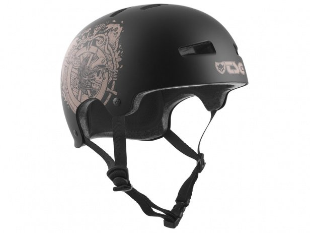 "TSG ""Evolution Graphic Design"" Helmet - Pirates"