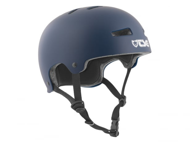 "TSG ""Evolution Solid Colors"" Helmet - Satin Blue"