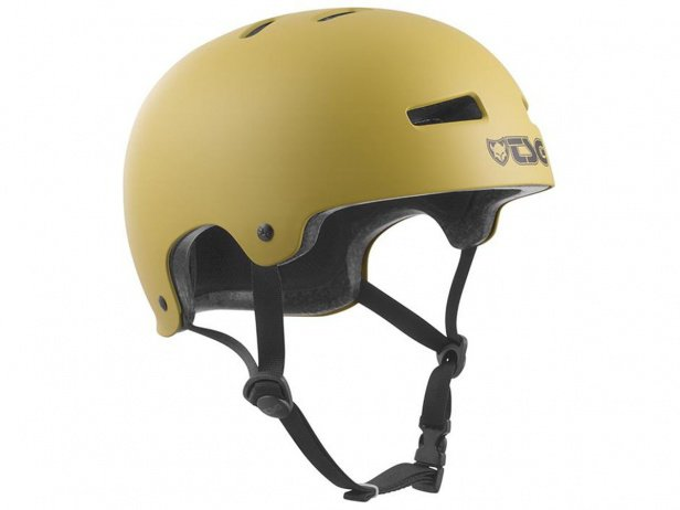 "TSG ""Evolution Solid Colors"" Helmet - Satin Dark Buff"