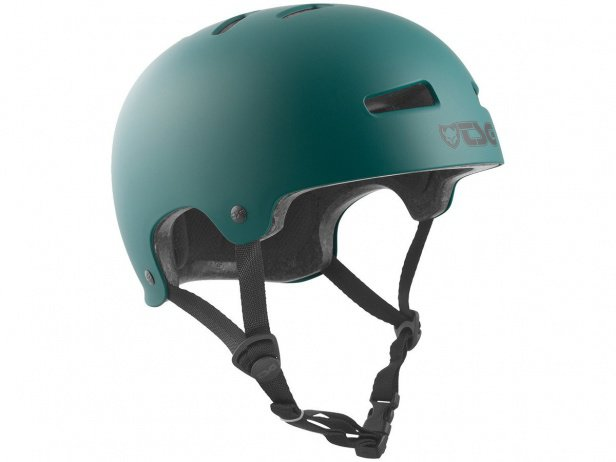 "TSG ""Evolution Solid Colors"" Helm - Satin Forest"