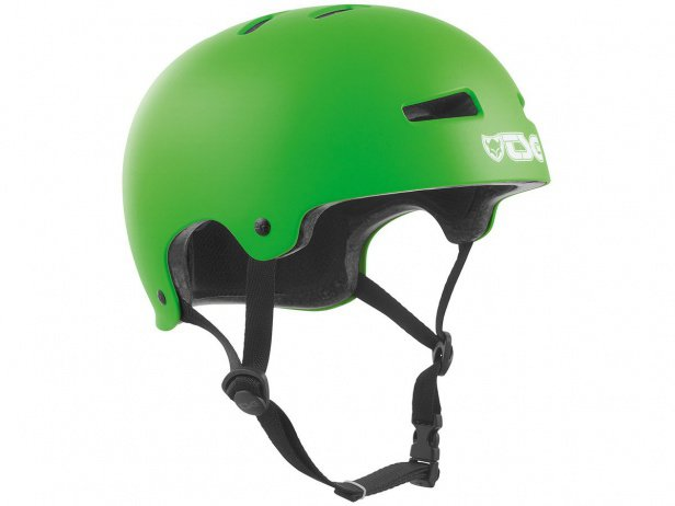 "TSG ""Evolution Solid Colors"" Helm - Satin Lime Green"