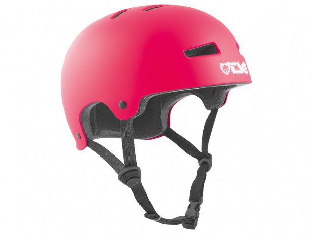 "TSG ""Evolution Solid Colors"" Helm - Satin Pink"