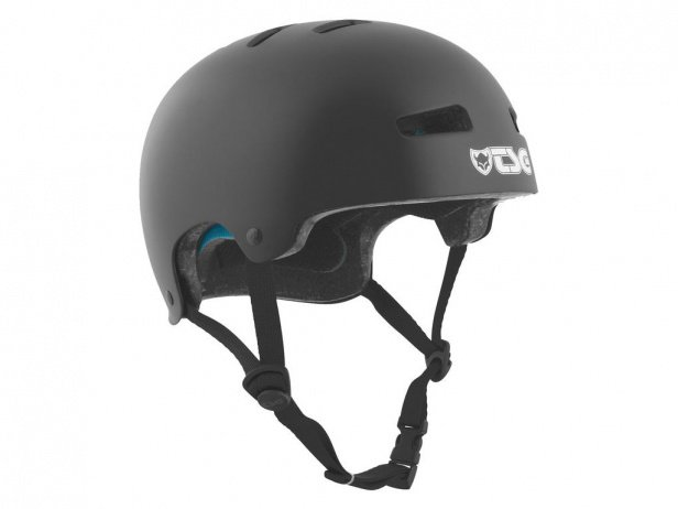 "TSG ""Evolution Youth Solid Color"" Helmet - Satin Black"