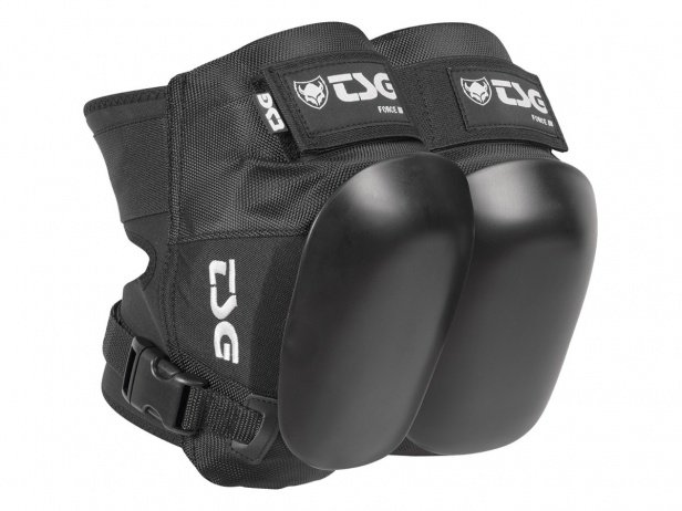 "TSG ""Force III"" Knee Pads - Black"