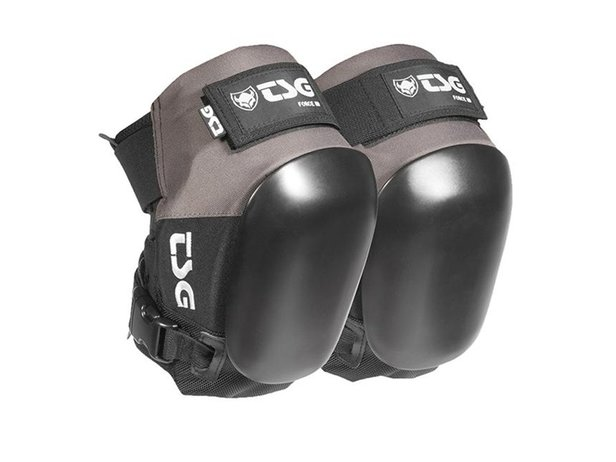 "TSG ""Force III"" Knee Pads - Coal-Black"
