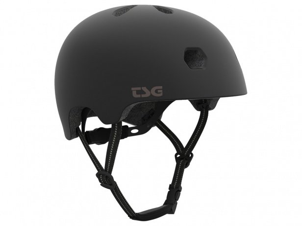 "TSG ""Meta Solid Colors"" Helm - Satin Black"
