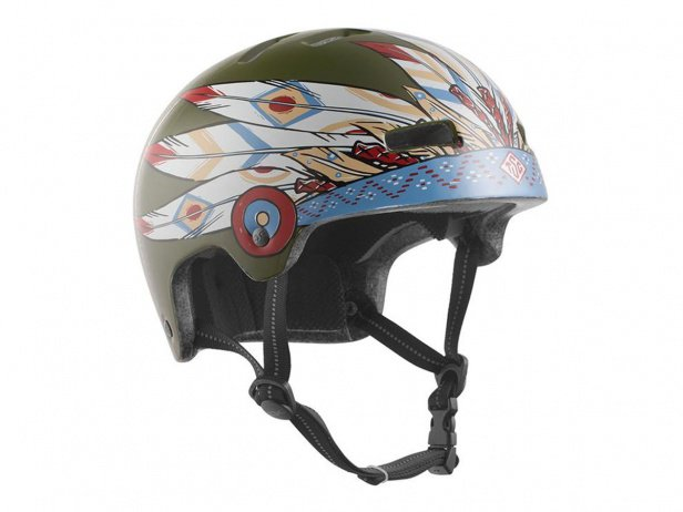 "TSG ""Nipper Maxi Graphic Design"" Helmet - Chief"
