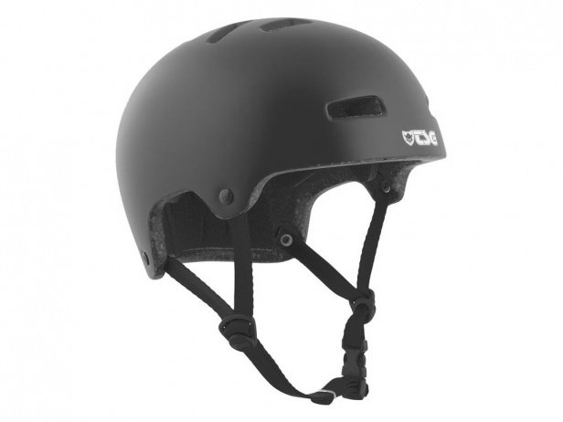 "TSG ""Nipper Maxi Solid Color"" Helmet - Satin Black"