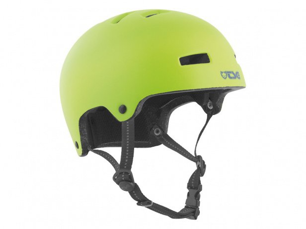 "TSG ""Nipper Maxi Solid Color"" Helm - Satin Green"