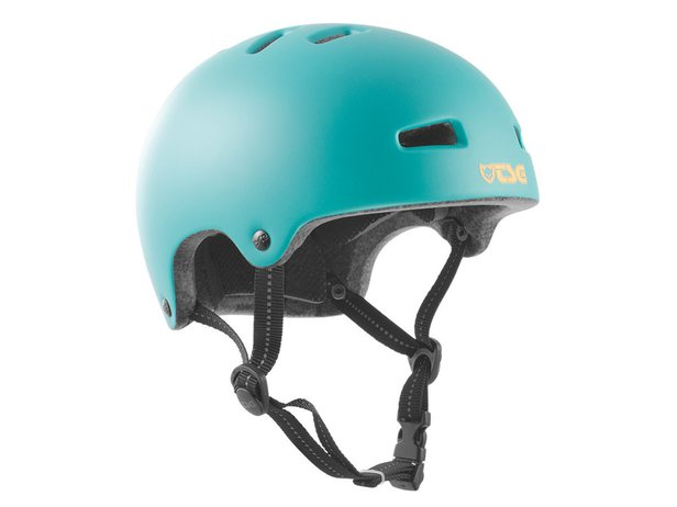 "TSG ""Nipper Mini Solid Color"" Helm - Satin Cauma Green"