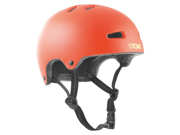 "TSG ""Nipper Mini Solid Color"" Helm - Satin Lychee"