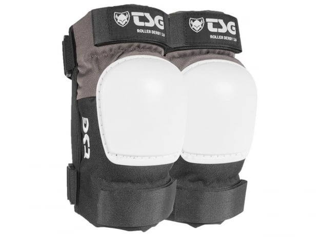 "TSG ""Roller Derby 3.0"" Elbow Pads - Coal/Black"
