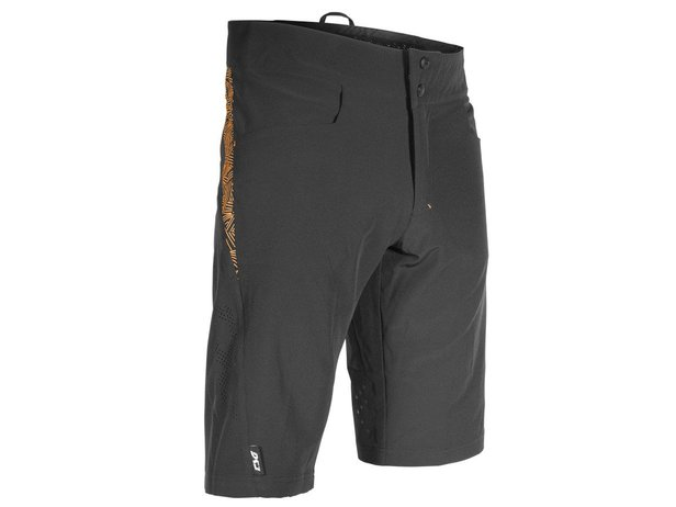 "TSG ""SP3 Bike"" Kurze Hose - Black/Orange"