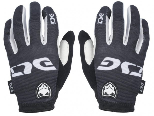 "TSG ""Slim"" Gloves - Solid Black"