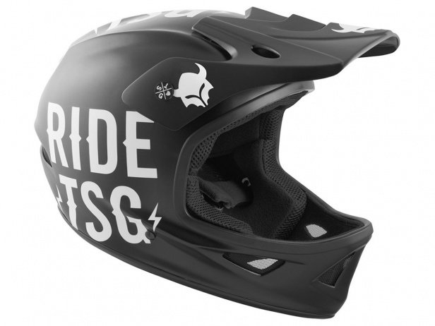 "TSG ""Squad Graphic Design"" Fullface Helm - Chopper"