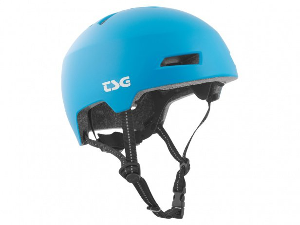 "TSG ""Status Solid Colors"" Helm - Satin Dark Cyan"