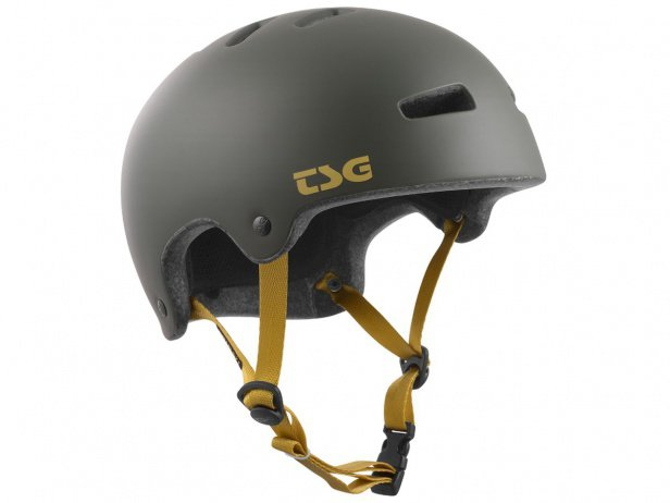 "TSG ""Superlight Solid Colors II"" Helm - Satin Stone Green"