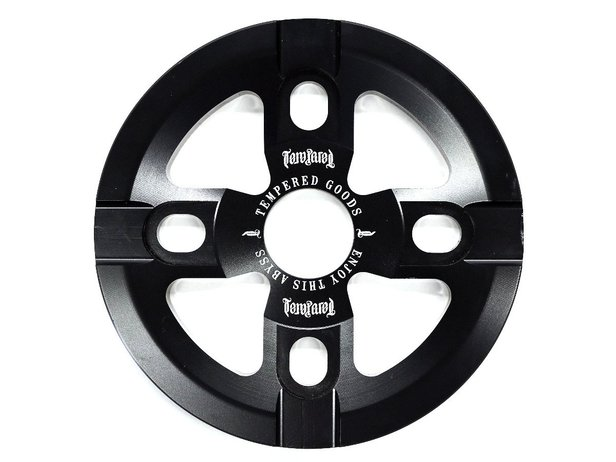 "Tempered Bikes ""Abyss Guard"" Sprocket"