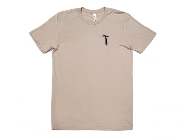 "Terrible One ""Nina"" T-Shirt - Beige"