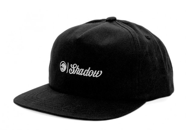 "The Shadow Conspiracy ""Block Snapback"" Kappe - Black"