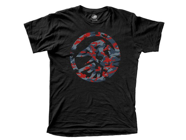 "The Shadow Conspiracy ""Camo"" T-Shirt - Black"