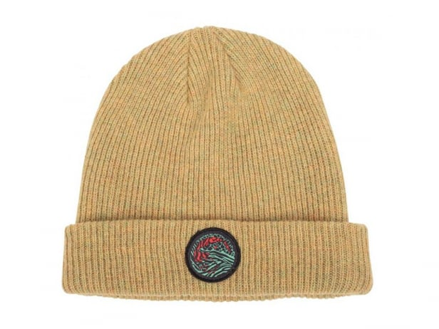 "The Shadow Conspiracy ""Chimera Wool"" Beanie Mütze - Mustard"
