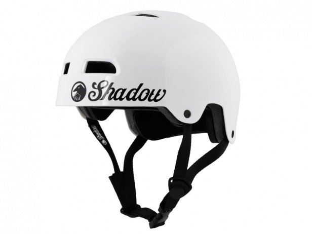"The Shadow Conspiracy ""Classic"" Helmet - Gloss White"