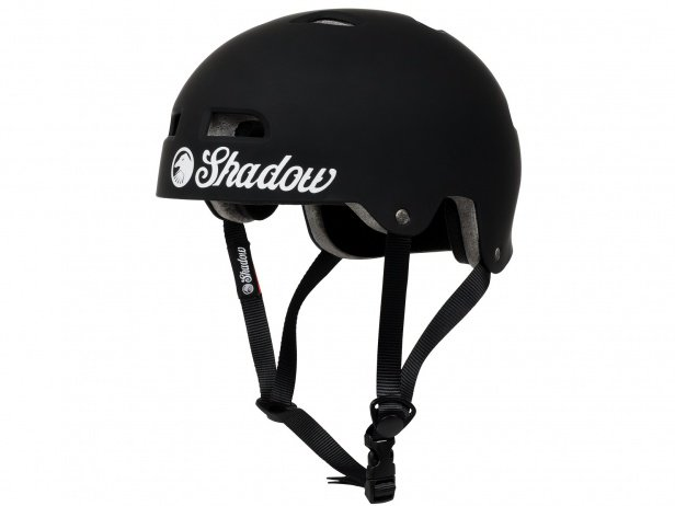 "The Shadow Conspiracy ""Classic"" Helm - Matte Black"