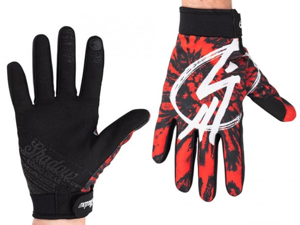 "The Shadow Conspiracy ""Conspire Red Tye Die"" Gloves"