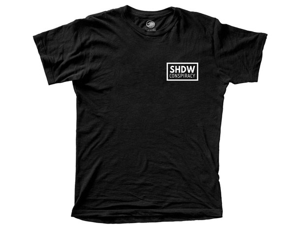 "The Shadow Conspiracy ""Conspire"" T-Shirt - Black"